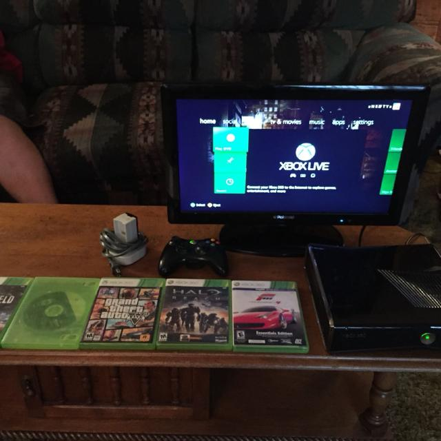 Best Xbox 360 Gaming Setup For Sale