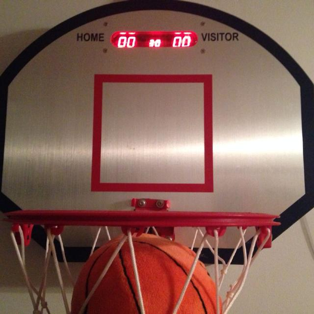 Find More Basketball Hoop From Pottery Barn Electronic For Sale At Up To 90 Off