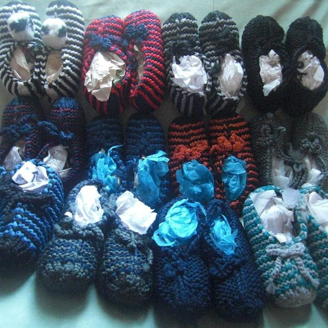 9396c84474a0 Best Hand-knit Phentex Slippers For Men for sale in Dollard-Des Ormeaux