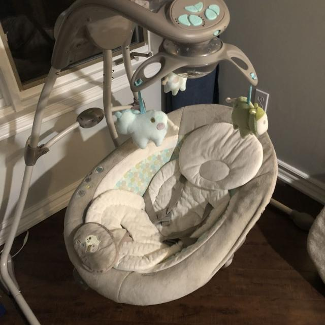 Find more Ingenuity Baby Swing for sale at up to 90% off ...