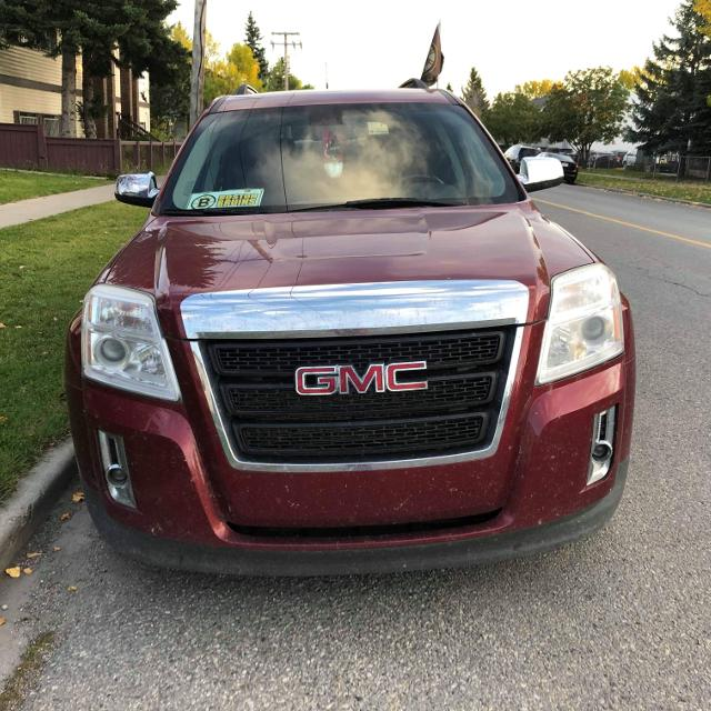 Best 2011 Gmc Terrain Awd For Sale In Airdrie, Alberta For