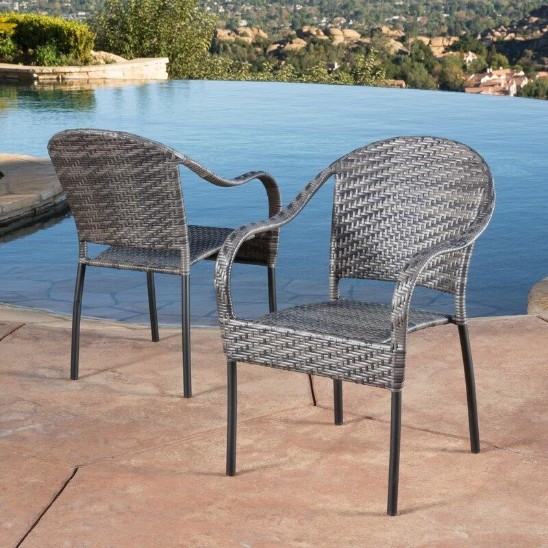 Patio Furniture Mt Juliet Tn: Best New Pair Of Patio Stacking Chairs For Sale In
