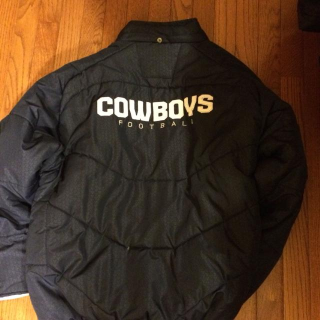pretty nice f25d6 b48ce Youth Dallas Cowboys Jacket