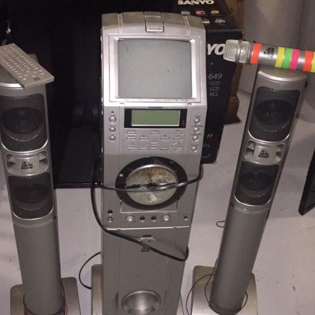 Best Karaoke Machine The Singing Machine With Mic And ...
