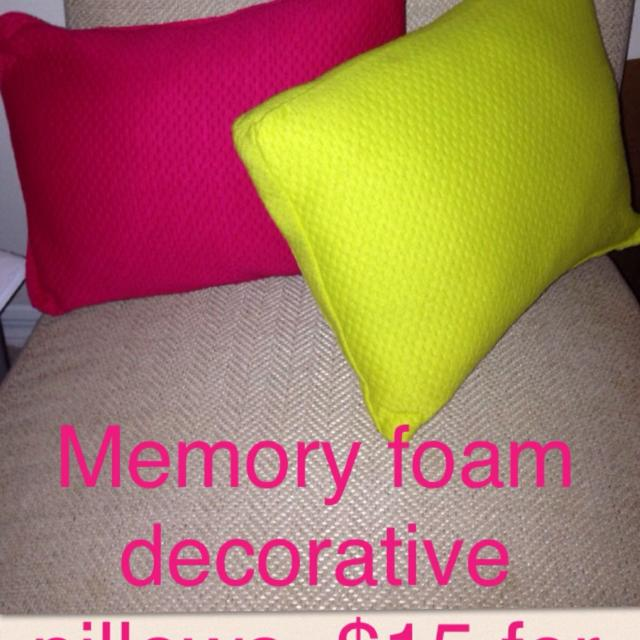 Best Memory Foam Decorative Pillows For Sale In Tampa Florida For 40 Best Memory Foam Decorative Pillow