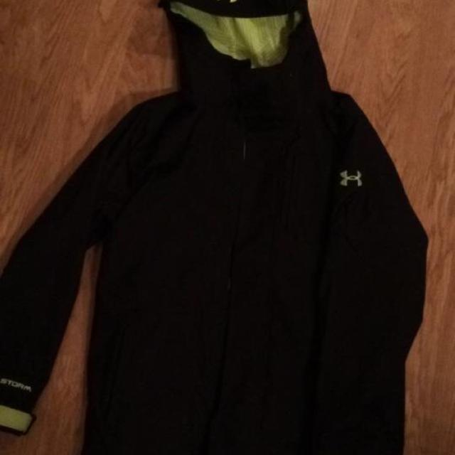 size 40 c2619 9e1f4 Best Boys Under Armour Youth Medium (10-12) Coldgear Infrared 3 In 1 Winter  Jacket. Never Worn, Was Too Small Just Paid  140. Would Like  120. for sale  in ...