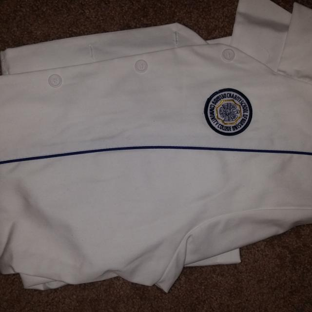 Find More Charity School Of Nursing Uniform Top Worn Once For Sale