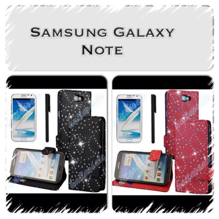 Used, New Samsung Galaxy Note Wallet Case for sale  Canada