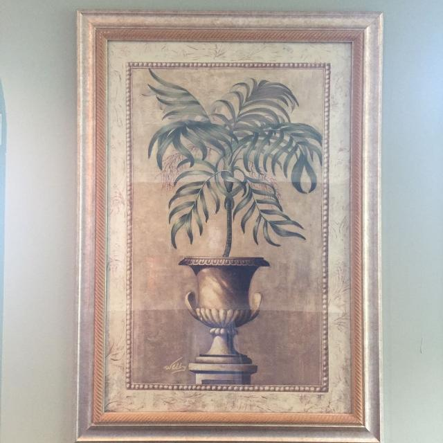 Ups Saraland Al: Find More Palm Picture Wall Decor For Sale At Up To 90