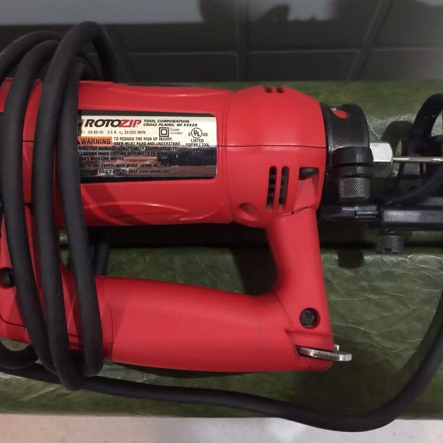 Find More Rotozip Solaris Spiral Saw Great For Drywall
