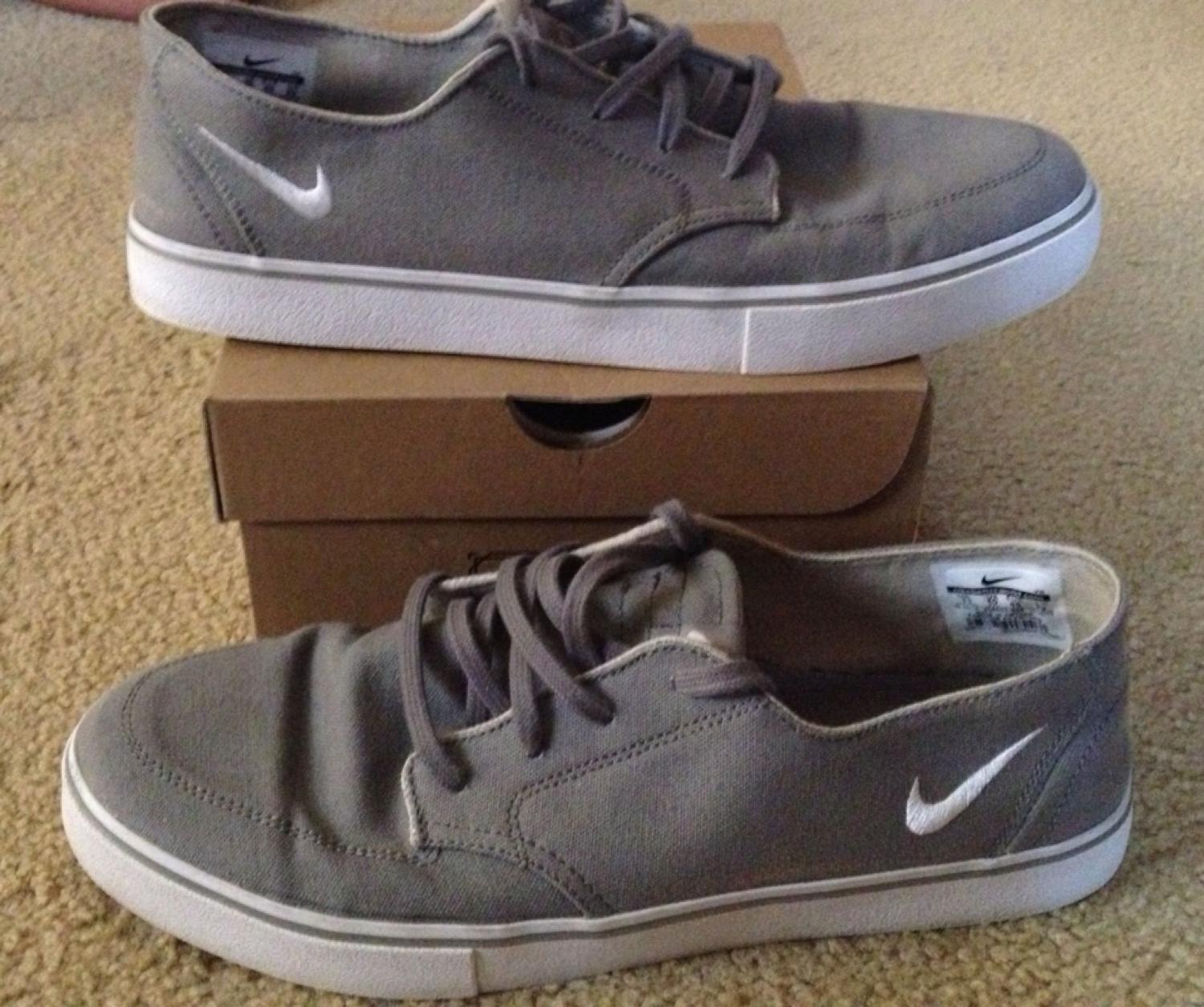 the best attitude 5edc1 54de2 Best Men s Nike Braata Lr Canvas Shoes for sale in Augusta, Georgia for 2019