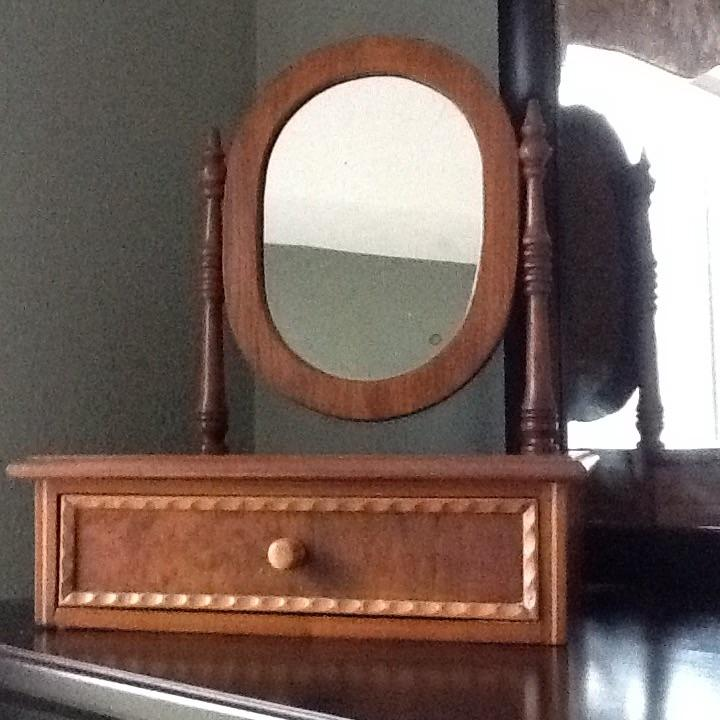 best antique wood dresser top vanity mirror with 87963