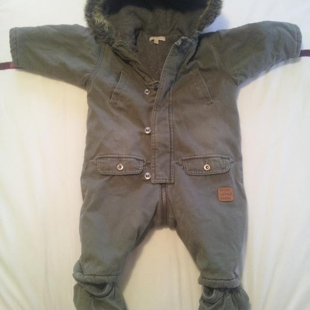 e68d874d1 Best Little Rocha Winter Thermal Snow pram Suit for sale in Bishop s ...