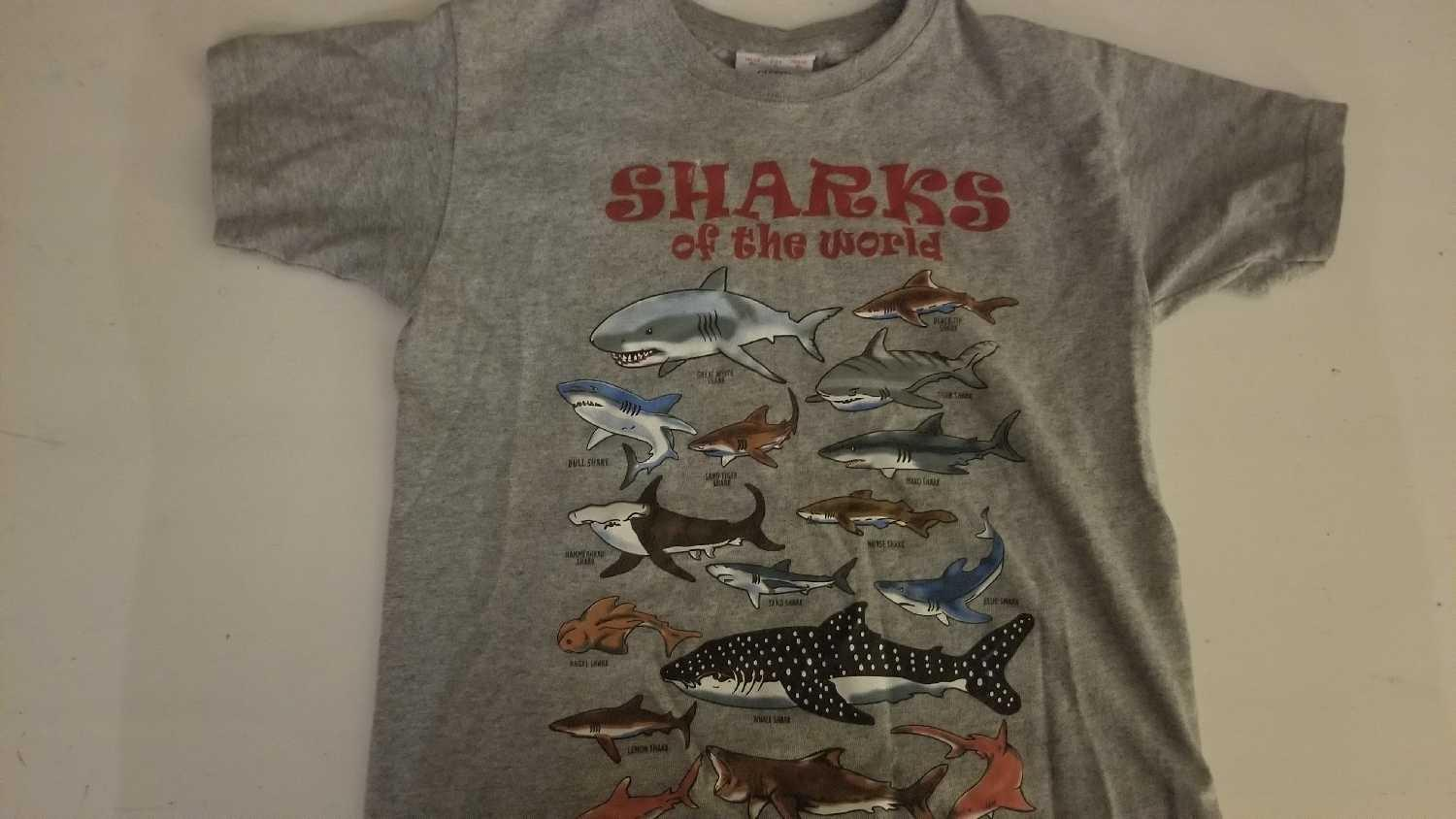 Find more Shark Tshirt for sale at up to 90% off - Oshawa, ON