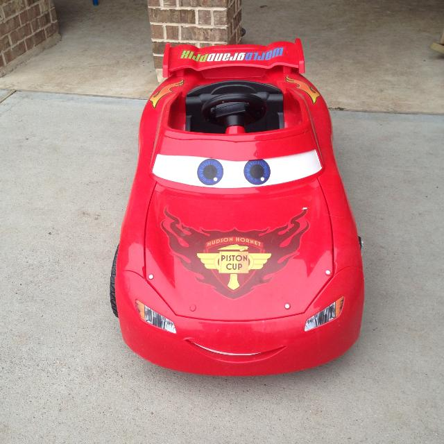 Best Lightning Mcqueen Electric Car For In Friendswood Texas 2019