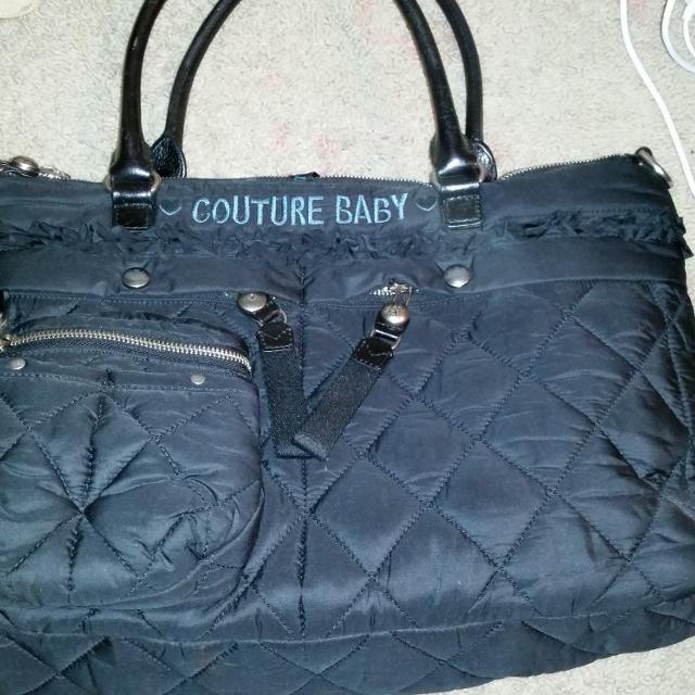 Best Euc Juicy Couture Diaper Bag For