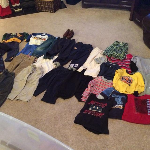 fb5681b4b26 Best Boys 4t Winter Clothes. Gently Used. Non-smoking Home. Ola Area.  40  For All for sale in McDonough