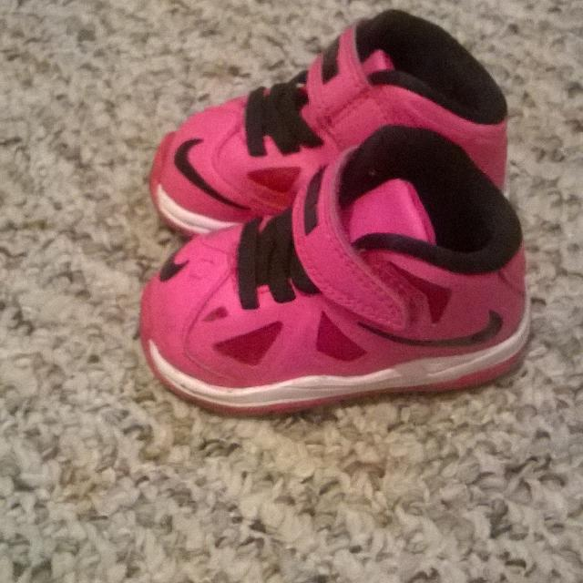 3497b95f3f1e Best Lebron James Baby Girl Shoes Size 3 for sale in Talladega ...