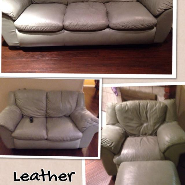 Best Wickes Furniture Quality All Leather Light Green Sofas 350 00 Must Be Picked Up In Chino Hills Xposted For California