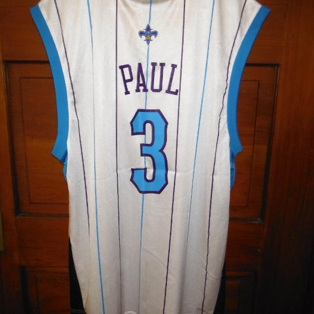 216f73f0e Best New Orleans Hornets   3 Chris Paul Jersey for sale in Gretna ...