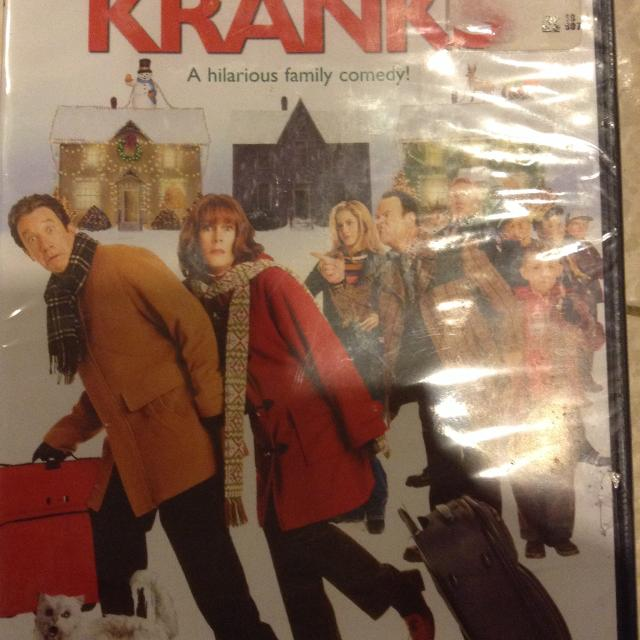 Christmas With The Kranks Dvd.Christmas With The Kranks Dvd New Sealed In Pkg