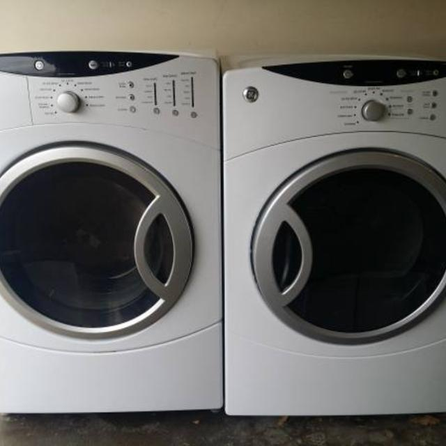 Lg Front Load Washer Dryer Combo Reviews White Main