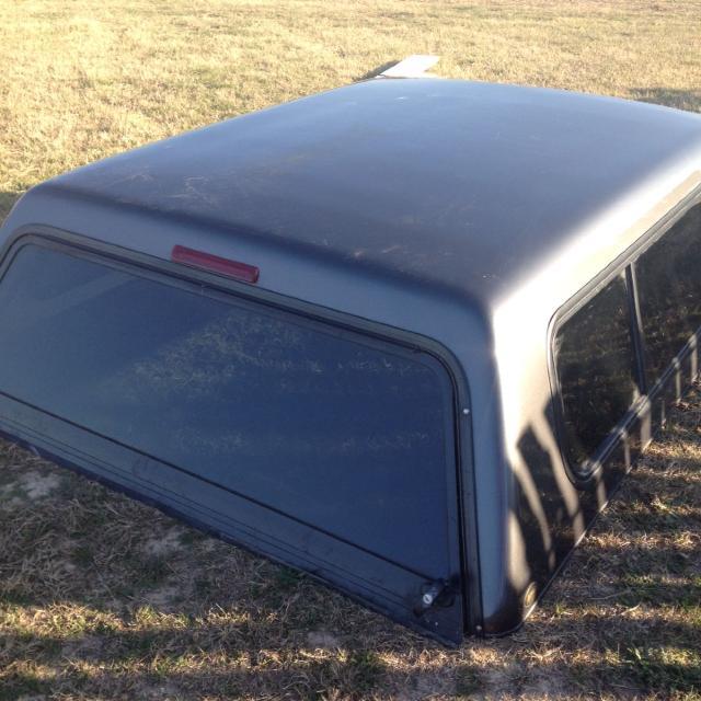 Chevrolet Camper Shell: Fits Dodge Or Chevrolet Long Bed