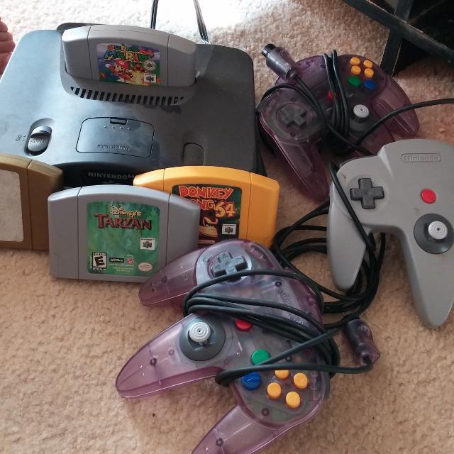 Original Nintendo 64