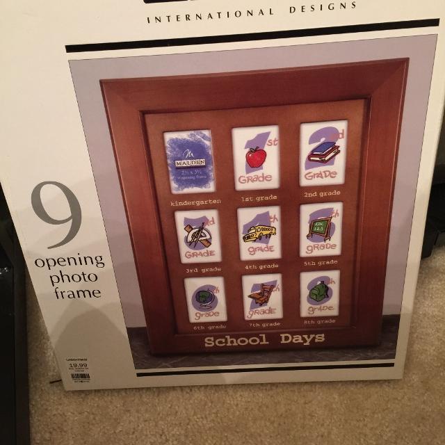 Best Malden 9 Opening Frame School Days for sale in Fredericksburg ...