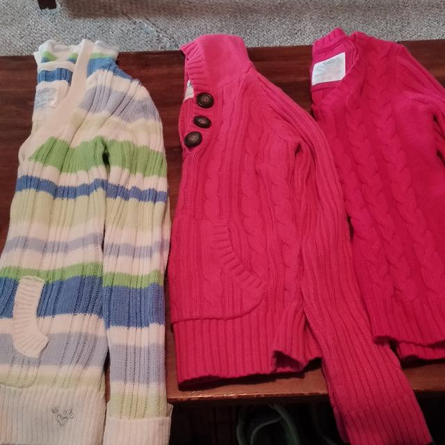 Best Girls Justice Size 12 Sweaters 5each For Sale In Lancaster