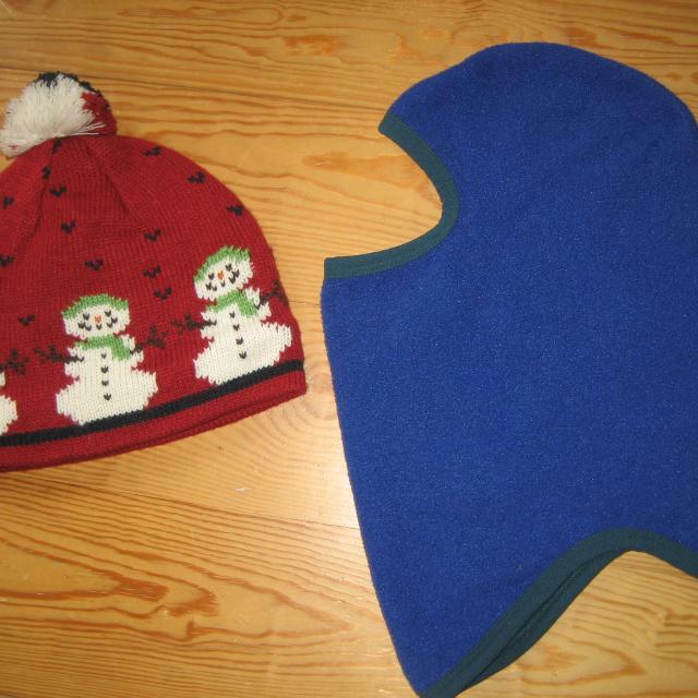 244433db2 LL Bean Snowman hat or Balaclava, $5 each