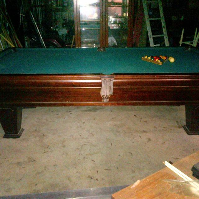 Best Pool Table For Sale In Easton Maryland For - Easton pool table
