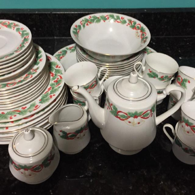 Best Sango Noel Christmas China for sale in Milledgeville, Georgia for 2019