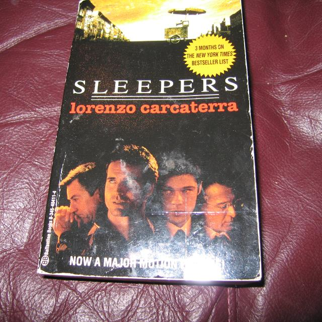 Best Sleepers By Lorenzo Carcaterra Pb For Sale In Cypress Texas For 2020