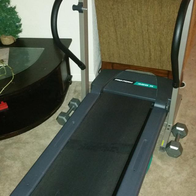 Find More Pro Form 400 X Space Saver Treadmill For Sale At Up To 90 Off