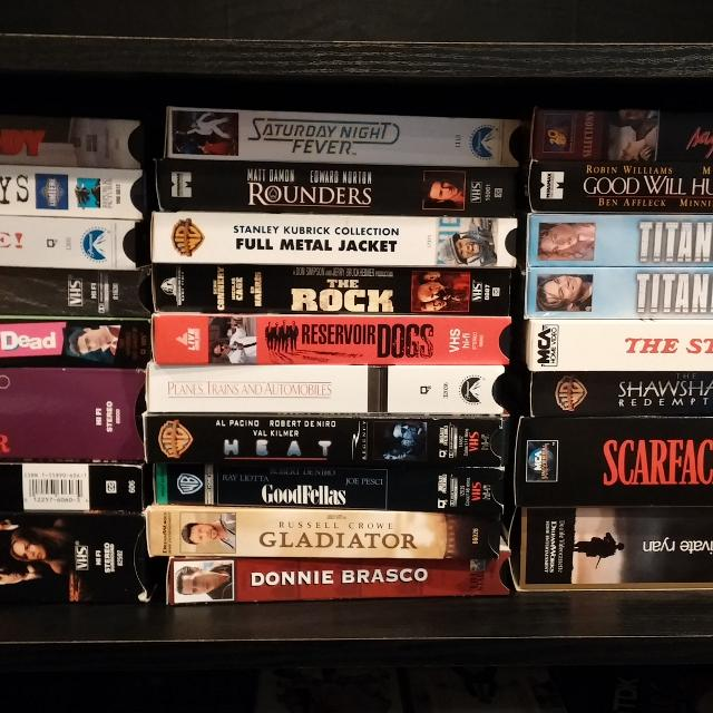best vhs tapes for sale in morris county new jersey for 2018