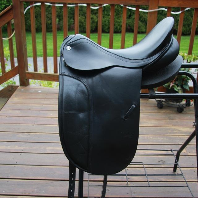 Best Cliff Barnsby Kanter Dressage Saddle For Sale In