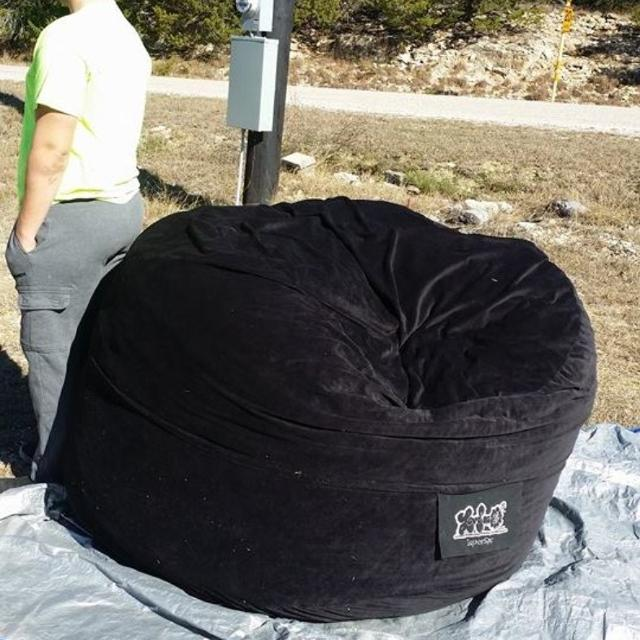 LOVESAC SUPERSAC Bean Bag Chair