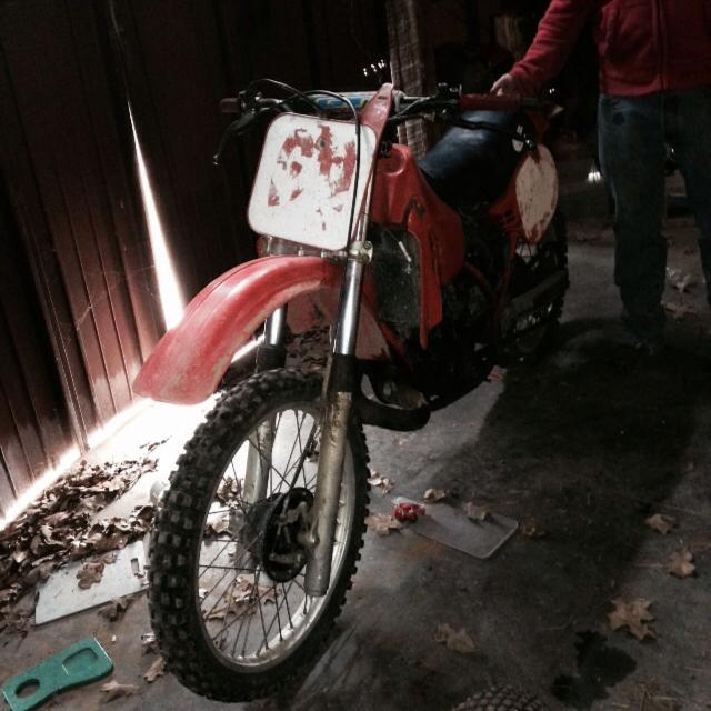 Best Dirt Bike Cr250 2 Stroke Needs New Clutch Cable 600 Obo