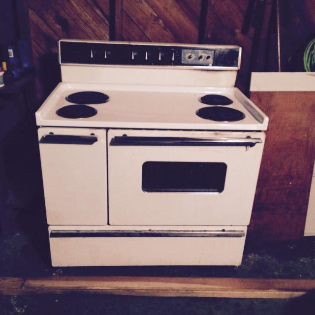 Refurbished Vintage Electric Stoves ~ Find more reduced again vintage frigidaire quot free