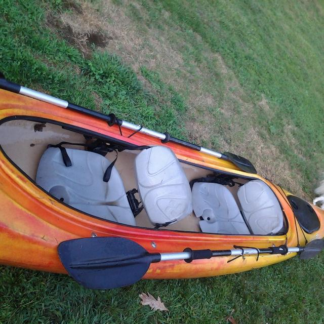 Old Town Kayaks For Sale >> Best Old Town Loon 15t Tandem Kayak W Extras For Sale In Portsmouth