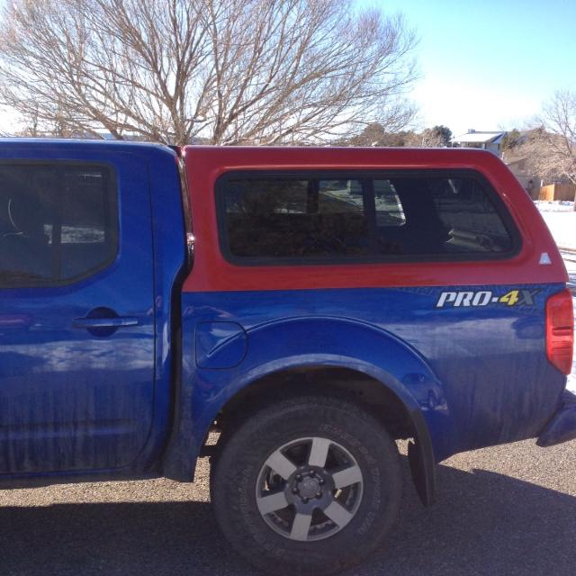 Best Nissan Frontier Camper Shell For Sale In Pagosa