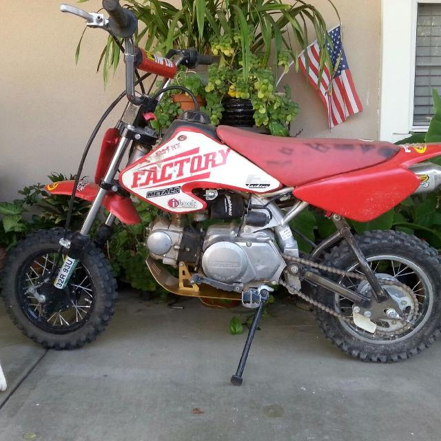 2003 Honda XR50R (80cc engine kit)