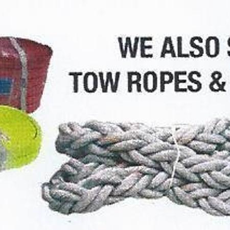 Tow Straps, Tow Ropes & Shackles for sale  Canada