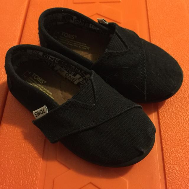 7ac7a03d732 Best Black Toms - Size T7 (toddler) for sale in Chino Hills ...