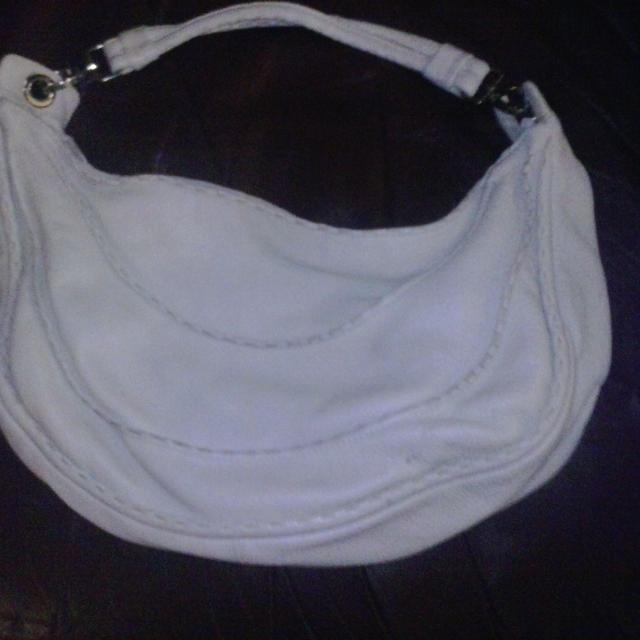 1118749266 Best White Genuine Leather Desmo Purse Made In Italy for sale in  Bloomington