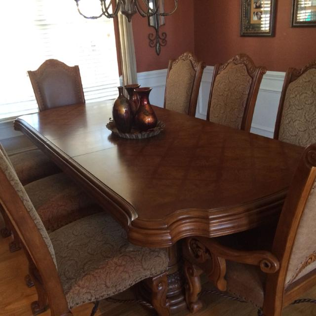 Aico Monte Carlo Dining Room Suite By Michael Amini We Paid Well Over 6000 For