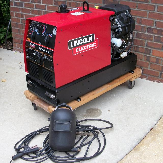 Lincoln Welders For Sale >> Best 10000 Lincoln Ranger Welder Generator Gas For Sale In Mobile