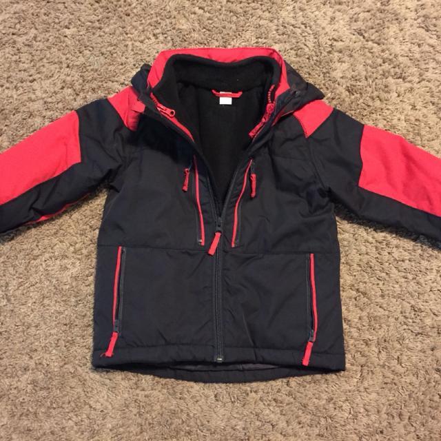 b112ce8482f3 Best Size 3t Boys Winter Jacket W  Zip Out Fleece Jacket. Excellent ...