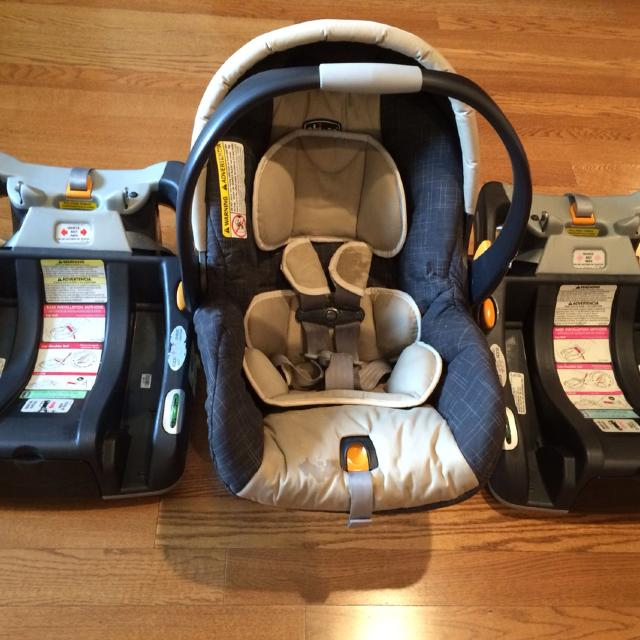 Chicco Keyfit Car Seat For 4lb